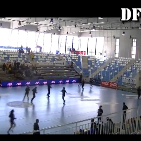 Copa de la Reina Balonmano 2012. El Video musical