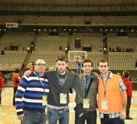 Copa del Rey  ACB 2012