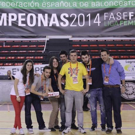Fase de Ascenso Liga Femenina 2014