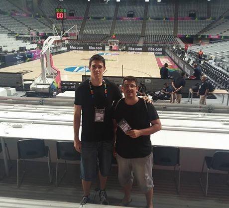 Mundial Basket España 2014